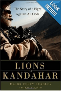 Lions of Kandahar (Book Review).