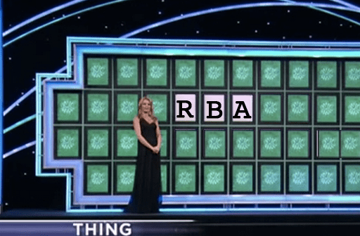 What's an RBA? (Hint: it's used only at the Court of Appeals for Veterans Claims).