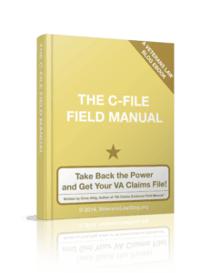 va C-File Field Manual