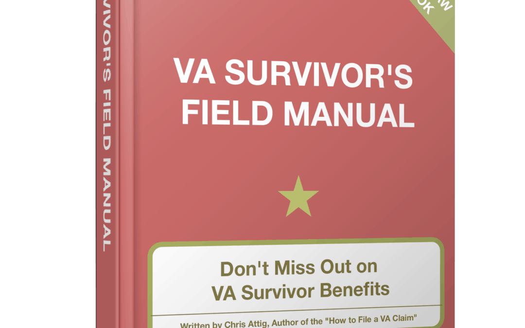 VA Survivor Benefits Field Manual
