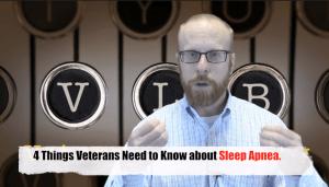 va sleep apnea disability claims