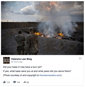 burn pit oif oef particulate matter