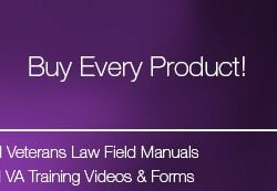 every veterans law blog training guide