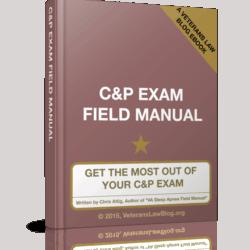 VA C&P Exam prepare