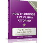 VA Disability Attorney Field Manual
