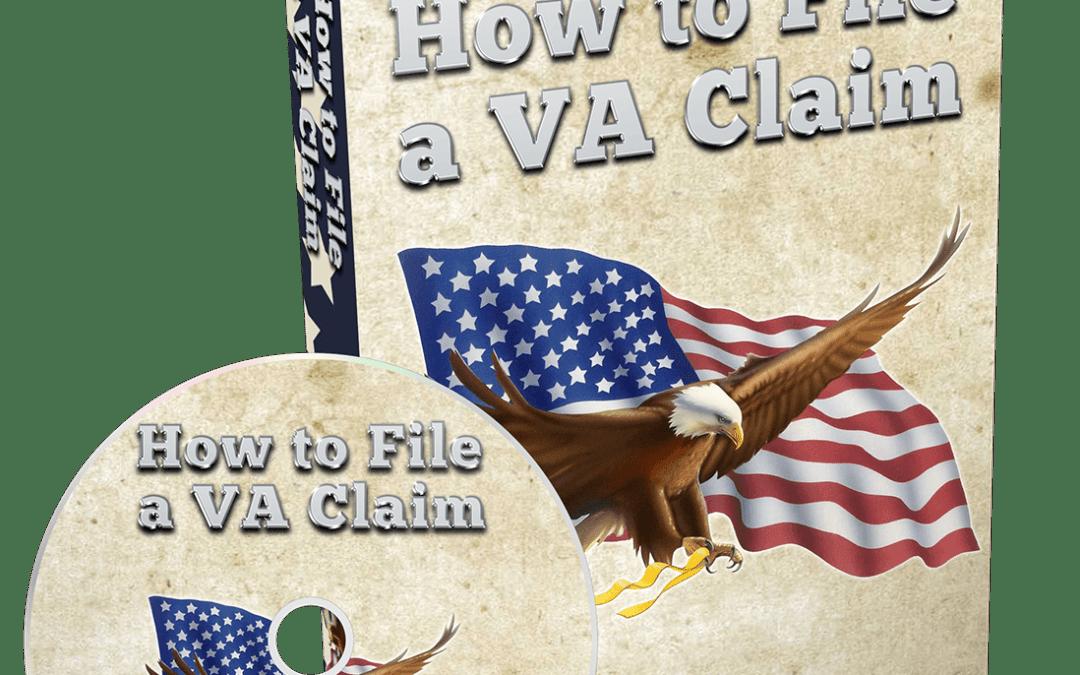 How to File a VA Claim