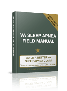va sleep apnea eBook