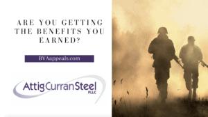 Attig Curran Steel VA supplemental claims