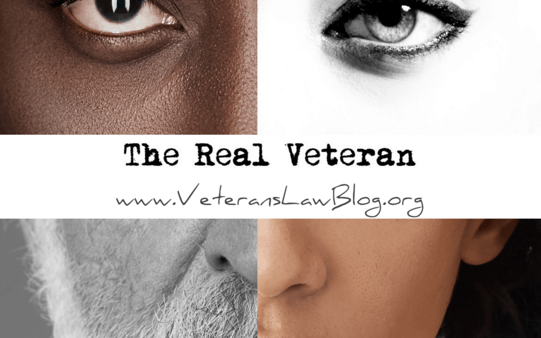 What is a Real Veteran?
