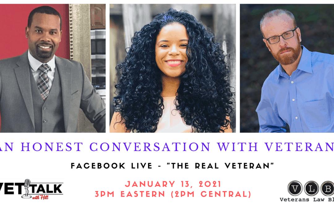 An Honest Conversation with Veterans about Race.