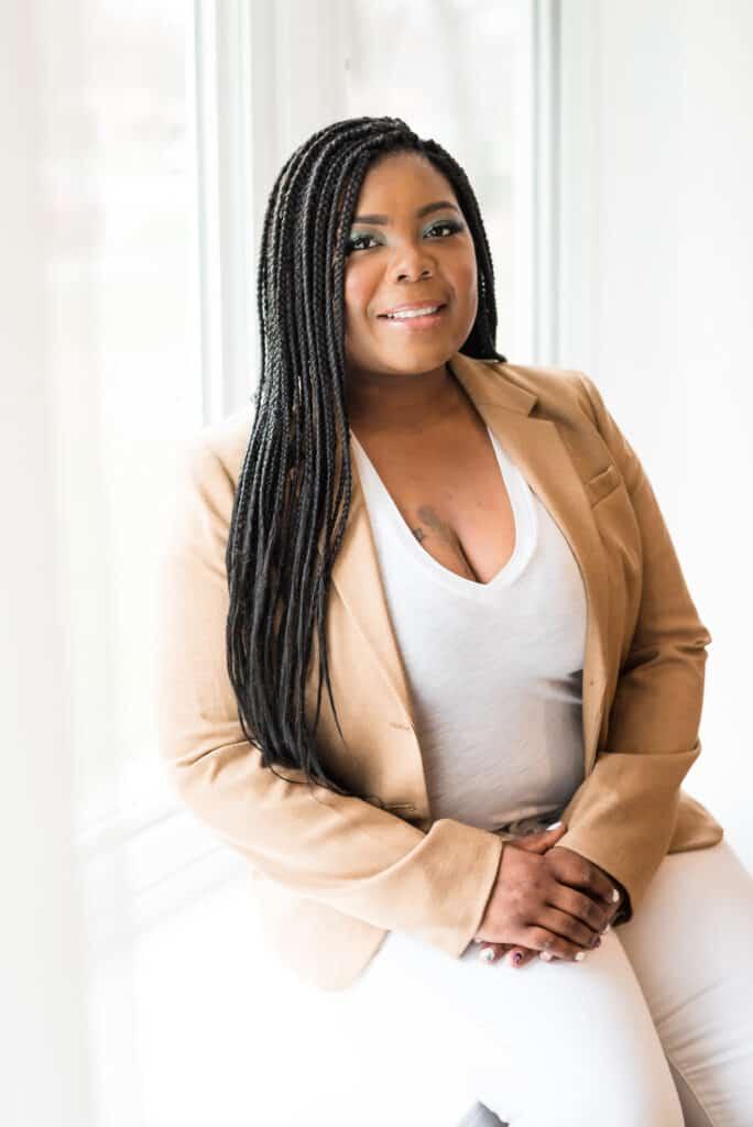 Victoria Thompson veteran mother entrepreneur military culture