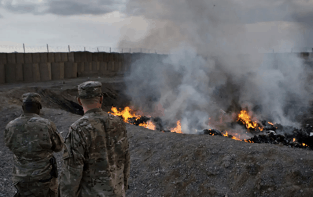 New Rule allows Presumptive Service Connection for Veterans particulate matter (burn pit) claims.